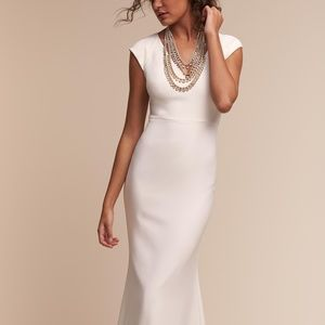BHLDN Badgley Mischka Sawyer Gown Size 10 NWT